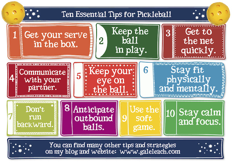 10 Essential Pickleball Tips