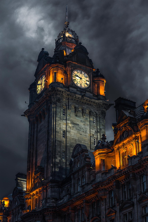 Edinburgh Clock Tower