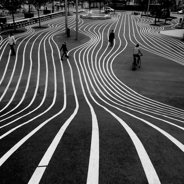 Street/Park Scene, Copenhagen Denmark - iPhone6