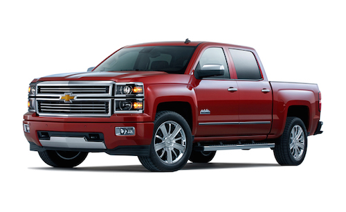 Chevrolet Silverado from Car and Driver