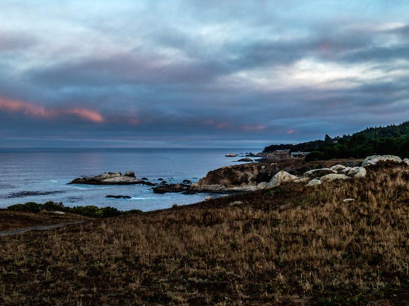 Timber Cove Sunrise, Jenner, CA