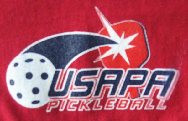 USAPA Pickleball T-Shirt Logo