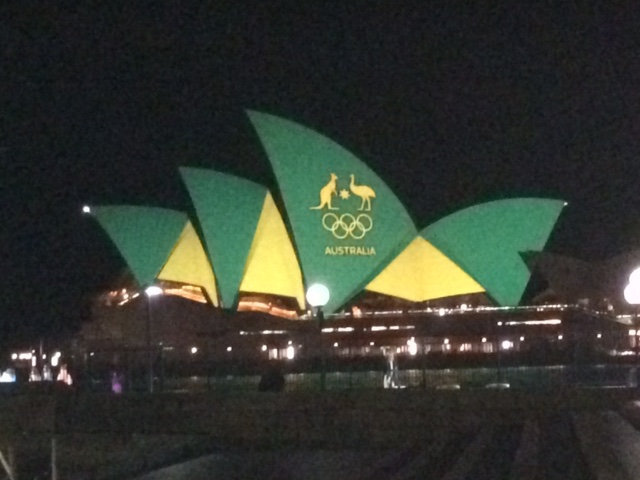Olympics - Sydney Opera House