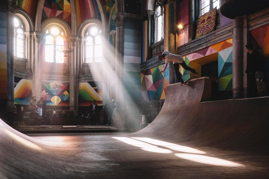 From Church to Skate Park