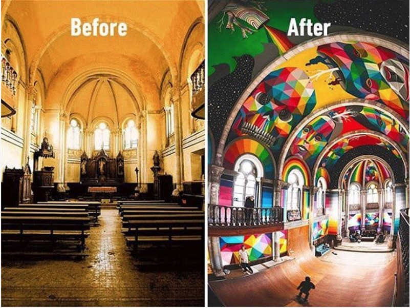 Instagram Church Skate
