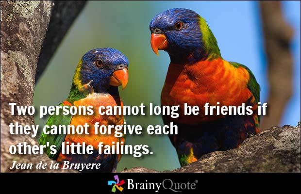 Friends Forgice