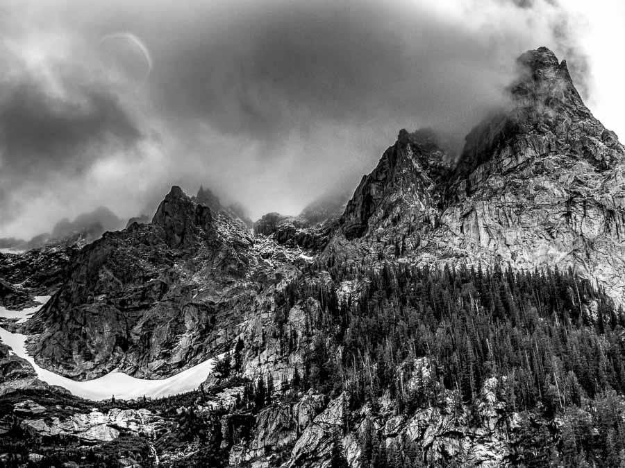 Grand Teton National Park, Cascade Canyon Trail