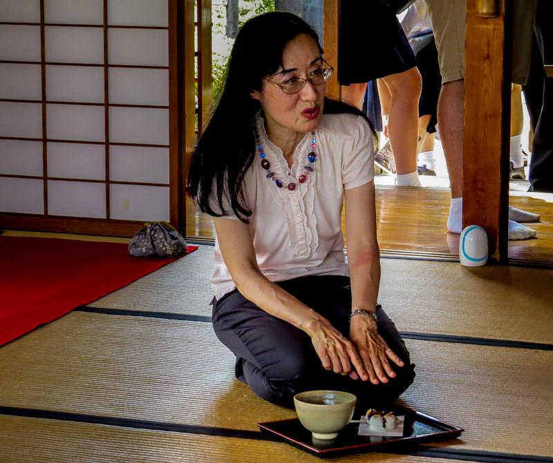 Hama-rikyu Gardens Tea House