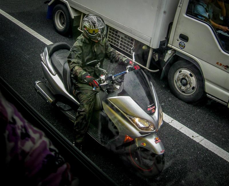 modern motorcyclist