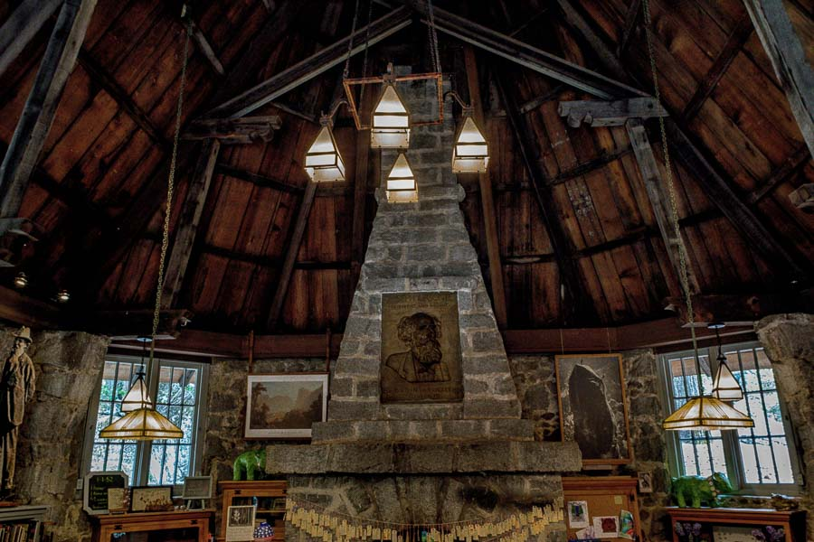 The Yosemite Conservation Heritage Center