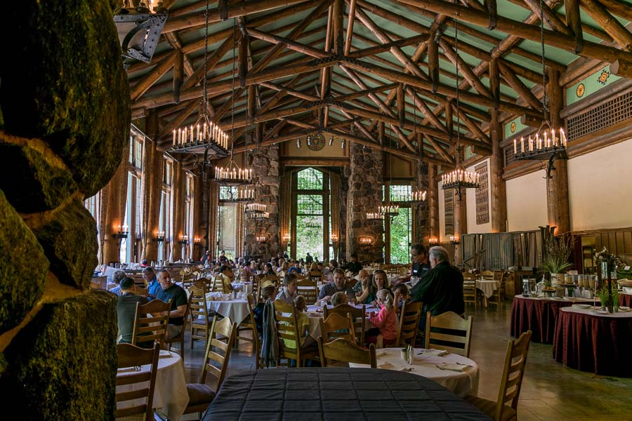Ahwahnee Hotel Dining Room Hours
