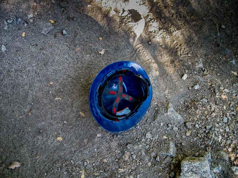 Blue Helmets