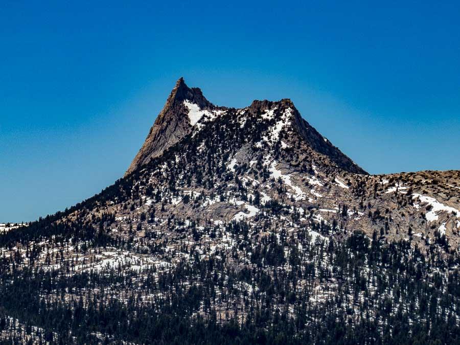 Cathedral Peak - Yosemite National park