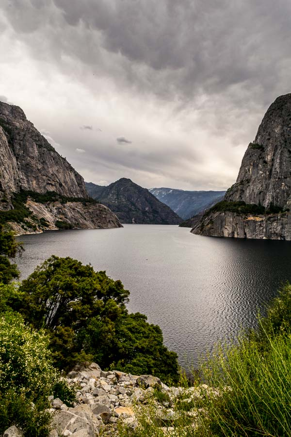The Lake at Hetch Hetchy