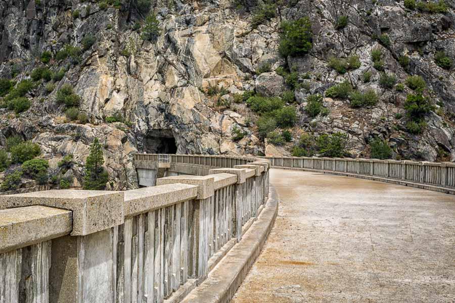 Hetch Hetchy Reservoir Bridge