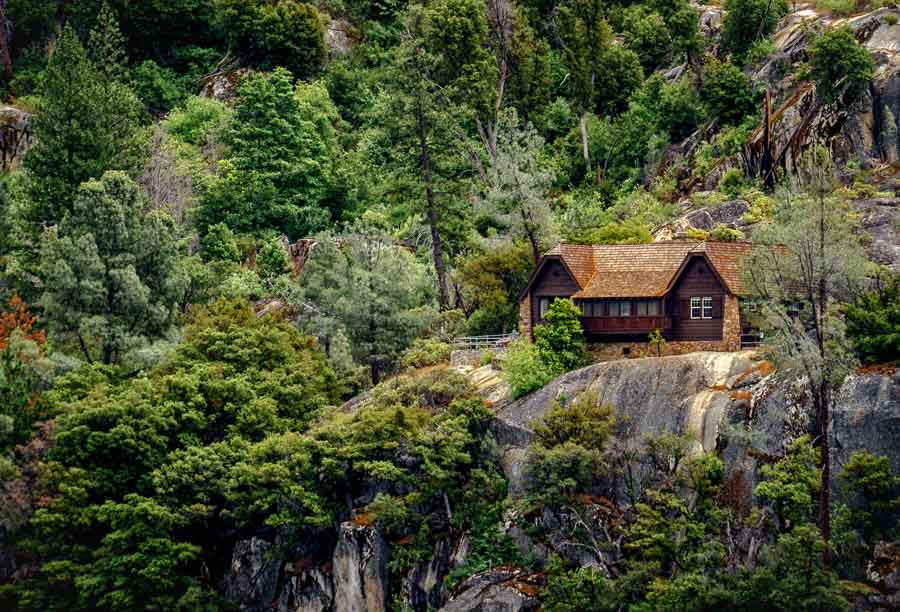 Hetch Hetchy House Closser