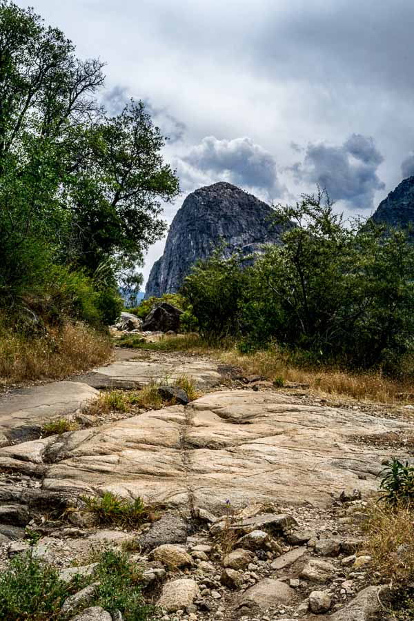 Hetch Hetchy path