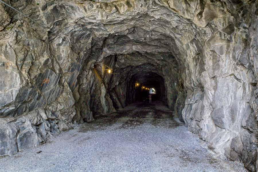 Hetch Hetchy Tunnel