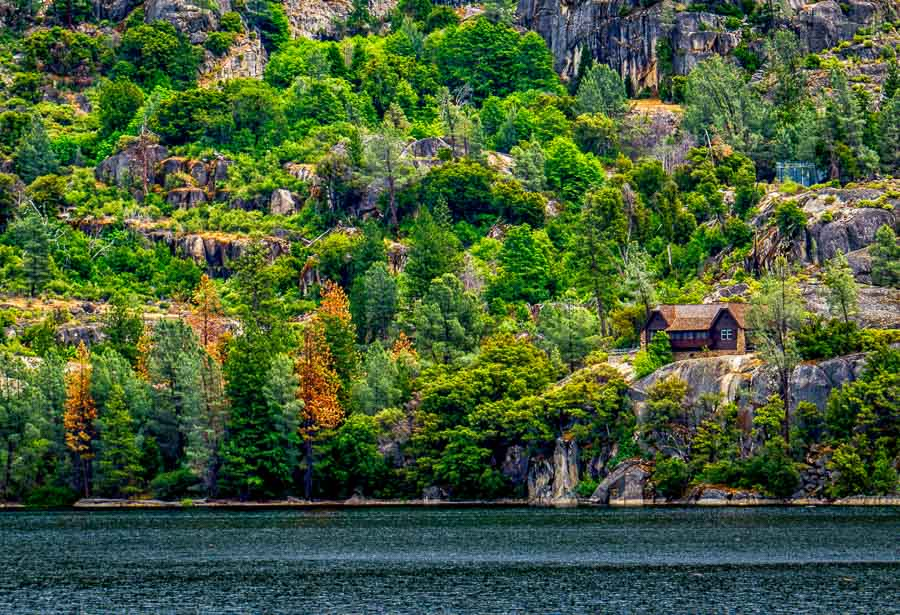House at Hetch Hetchy