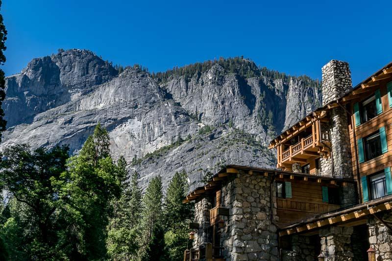 Yosemite's Majestic Yosemite Hotel