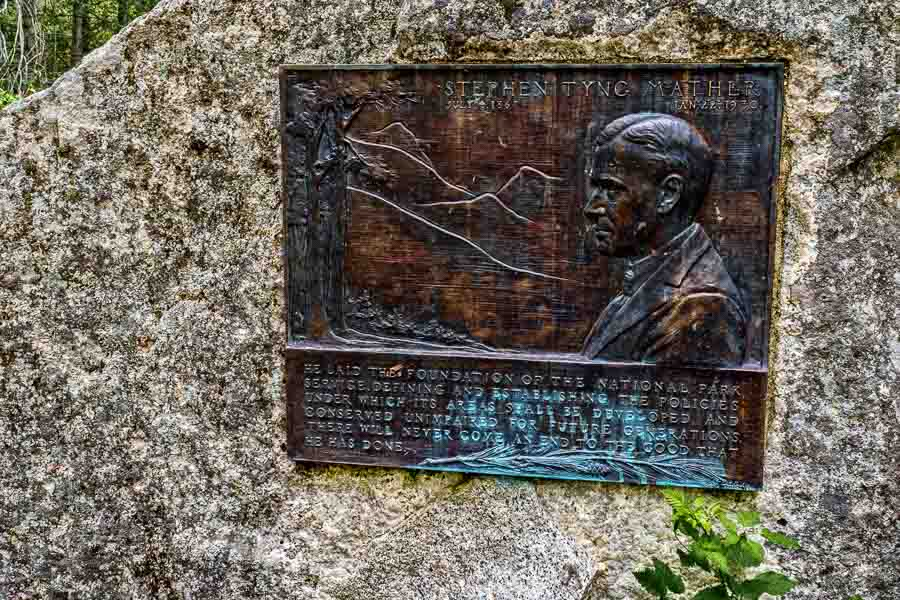 Homage to the Founders of the National Park System