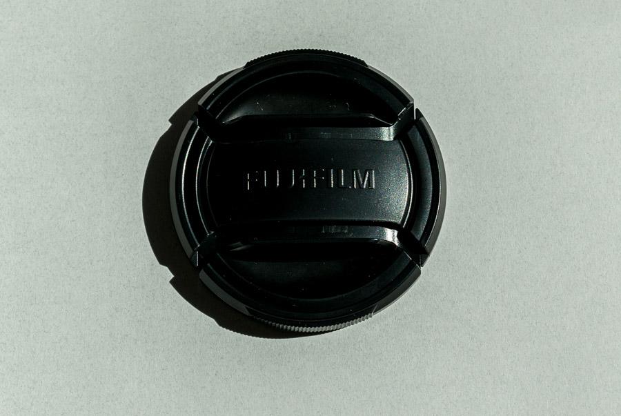 Fuji X T-2 lens cap