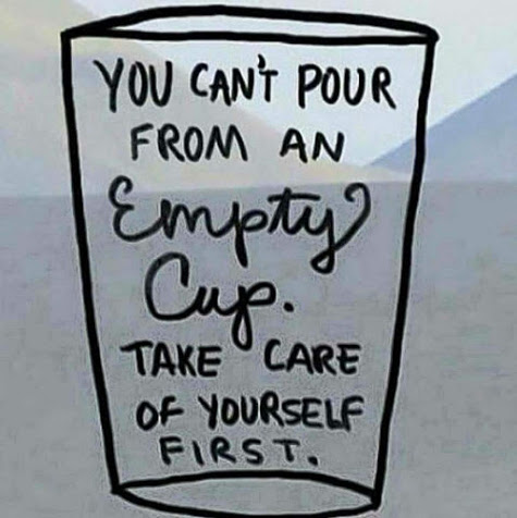 Can't pour from an empty cup