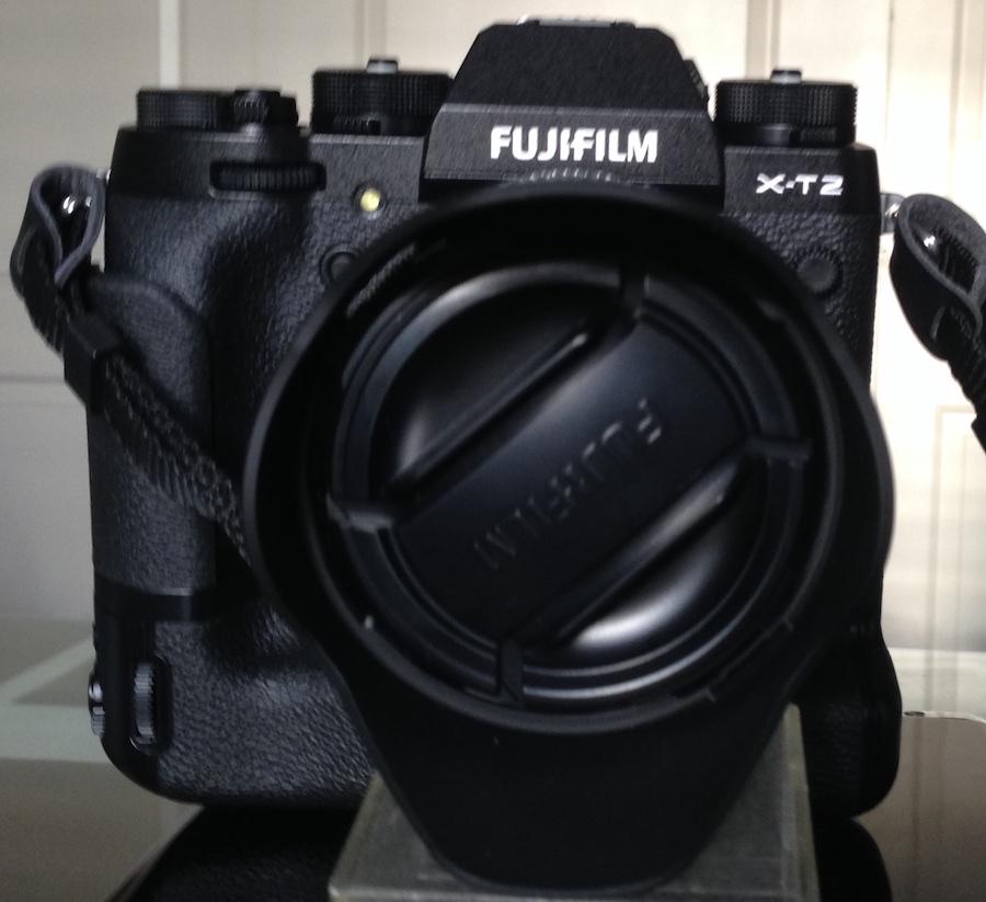 The Fuji X-T2