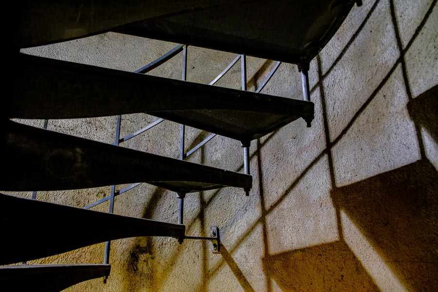 Asotria Column circular stairway