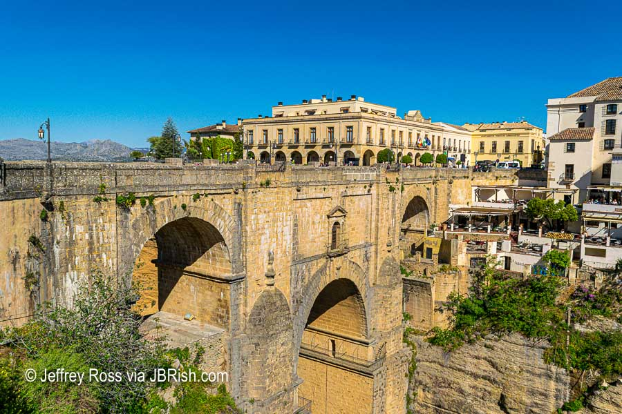 The New Bridge Connecting old and new Ronda