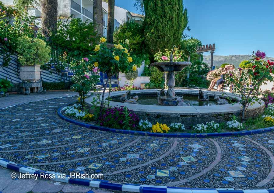 Bosco house gardens