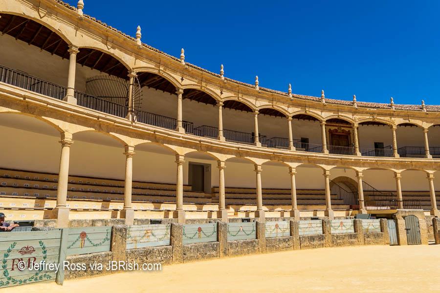 the Plaza de Toros de Ronda