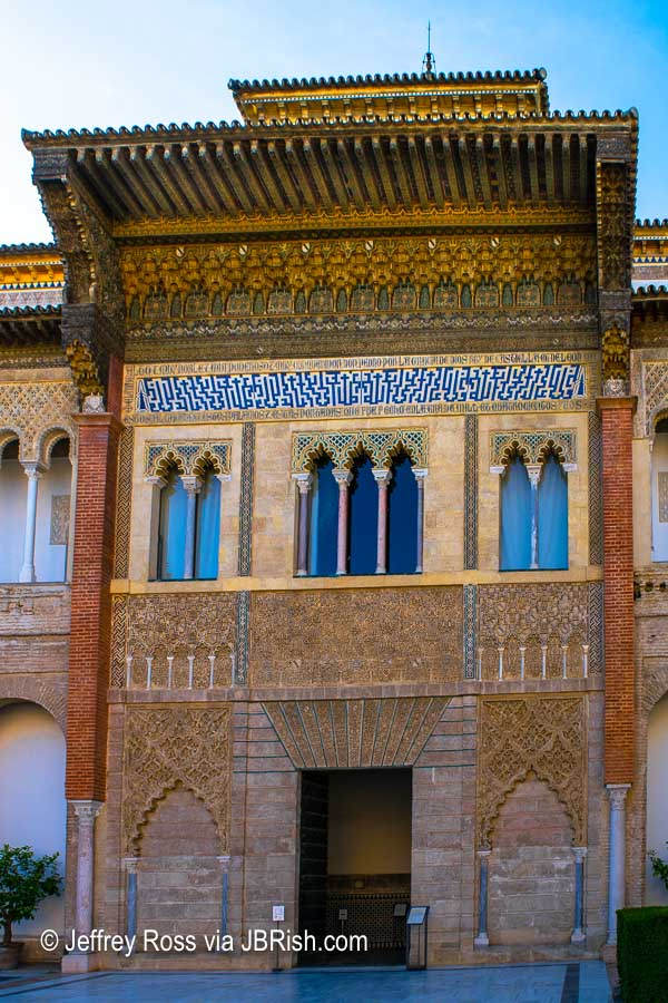 the Mudejar Palace