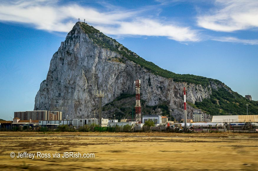 Rock of Gibraltar - Best View