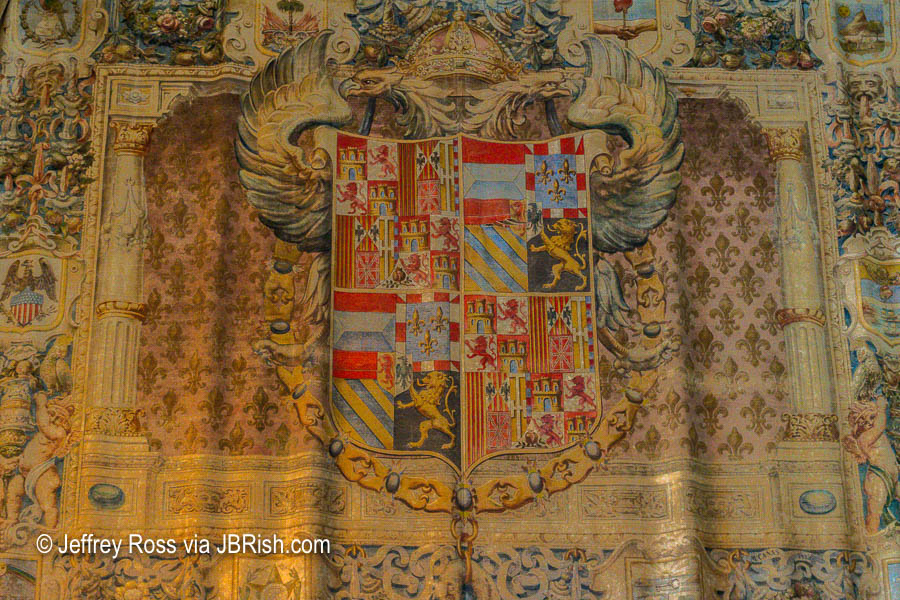 Coat of Arm Tapestry