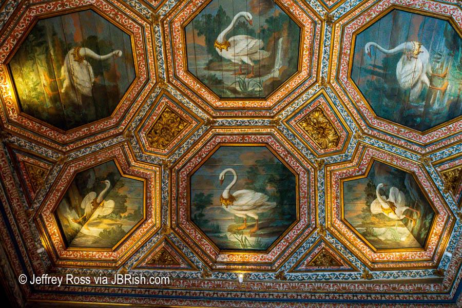Sala dos Cisnes - Swan Room