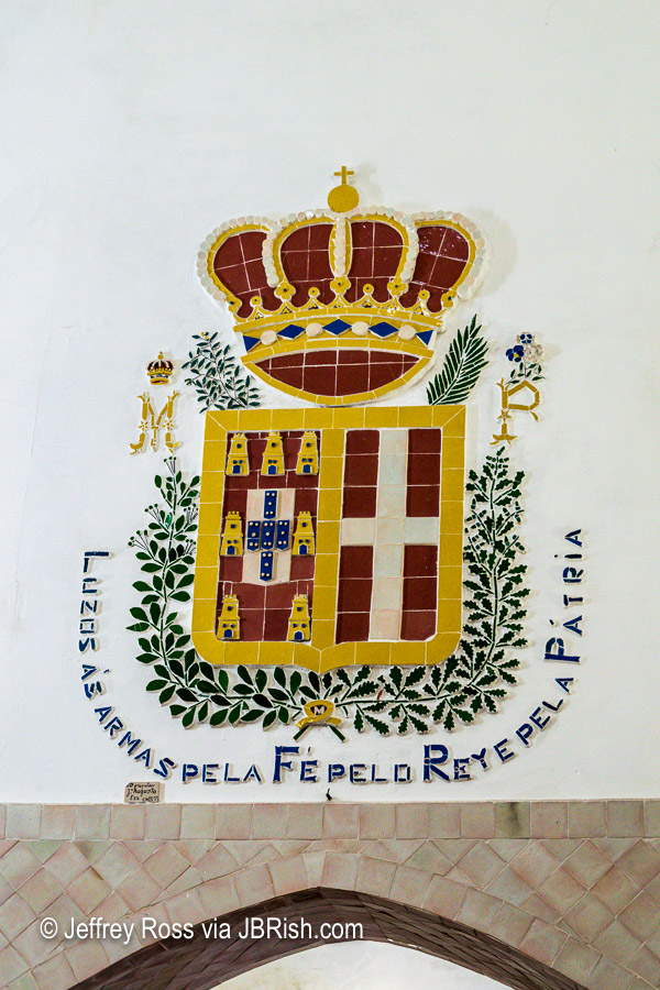 Kitchen Coat of Arms