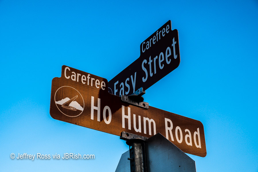 Ho Hum Road