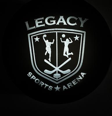 Legacy Sports Arena Logo