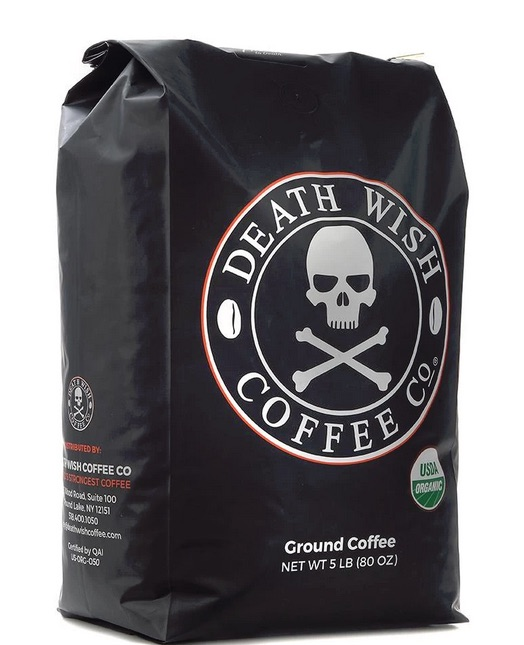 Death Wish Cofffee