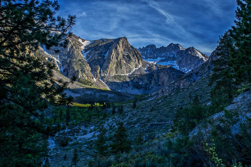 Big Pine Creek North Fork Trail, Big Pine (near Bishop, CA )by J. Ross