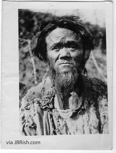 A Miao Tribesman in China, circa 1944