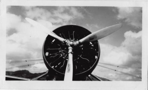 WW II  Aircraft Engine